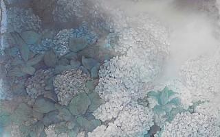 組圖:「時間之外」藝術家林淑女水墨創作展