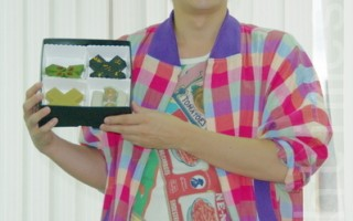 田村淳訪台宣布喜訊發喜糖
