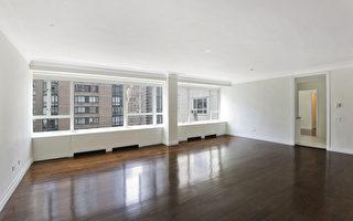 東66街200號,A1101公寓:位置優越,寬敞明亮,設施完善,大廈擁有上東城最大的花園。著名影星、後來的摩納哥王妃格蕾絲·凱莉就曾住在這棟樓裡。3臥3衛,要價400萬。(圖/Lisa Simonsen提供)