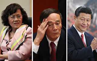 """""""中国最危险女人""""的背后站着两个最有权势的男人"""