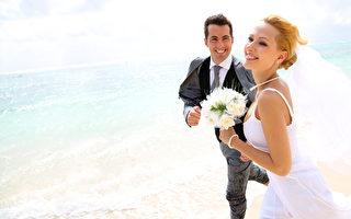 婚姻幸福與否,取決於人對待婚姻的態度。(Fotolia)