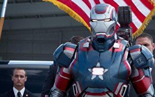电影钢铁侠中盔甲造出来了 还能载人起飞