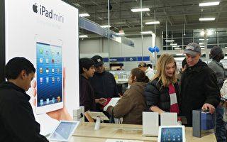 新迷你iPad 傳出貨恐延誤