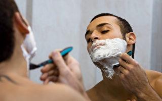 研究:男士刮胡子的频率决定寿命长短