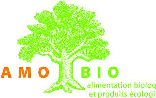 巴黎Namo Bio綠色食品超市标志。(Namo Bio提供)
