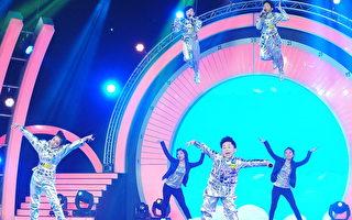 《超級接班人》總決賽  超萌團體POP Corn奪冠