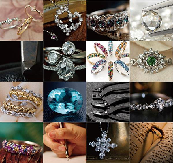 日本BENE珠宝公司认为,慧眼识珠的珠宝匠人一旦为宝石寻找到有缘人,会读取到珠宝与佩戴者彼此生命内在互为衬托的天然风韵,并将这两份独一无二的美完美融合,主人心灵中美好的一切都会浓缩其中,珠宝因此有了归宿、因此有了主人的经典故事与永恒的记忆,成为无价之宝闻名天下。(日本BENE珠宝公司提供)