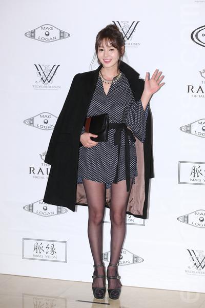 韩国演员南圭丽(全宇/大纪元)