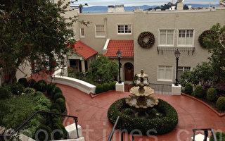 旧金山的一处高档公寓。(大纪元资料图片)
