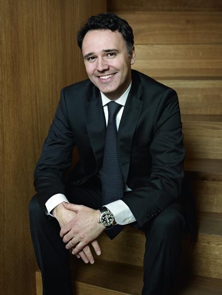 新总裁奥利佛‧爱博施坦(Oliver Ebstein)(瑞宝公司提供)