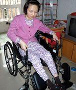 善良殘疾母女再遭綁架 世人鳴不平