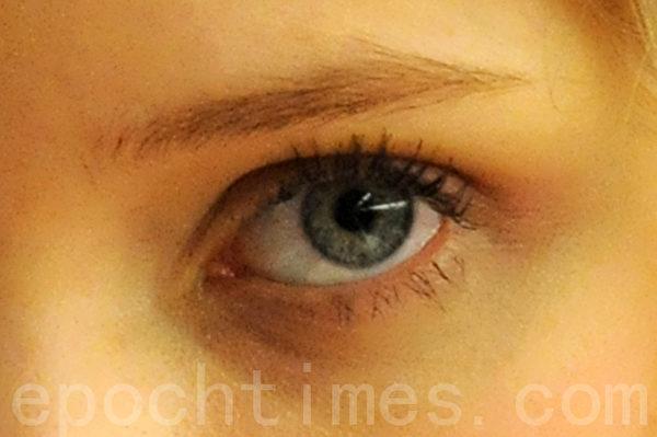 眼睛(摄影:明国/大纪元)