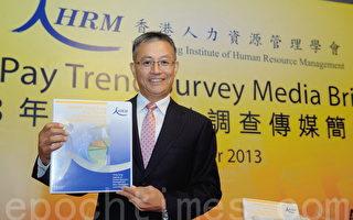 過半香港公司明年加薪4.4%