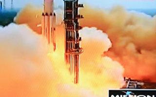 組圖:印度成功發射火星探測器「火星之行」