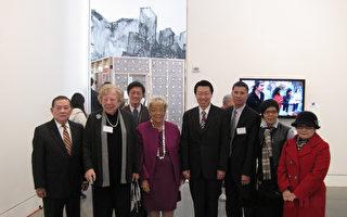 紐約皇后美術館新館開幕