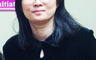 SBP儿童潜能开发中心妈妈班以及幼教课程总策划暨授课教师刘玉文。(摄影:陈天成/大纪元)