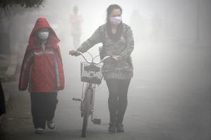 中國料成全球肺癌大國 空氣污染因素大於抽煙