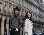 《巴黎鞋奏曲》劇照。(緯來電影台提供)