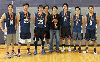 加州硅谷华人篮球联赛落幕