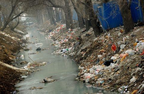 古春秋:中國被毒化的土地 ——「地水火風」系列之「大地」