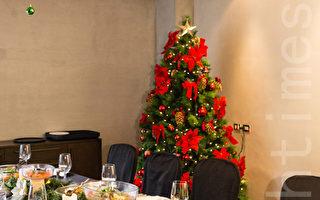 晶华酒店旗下的义飨食堂,将餐厅隔壁的空间打造为欢乐派对屋,可在私密的空间中享受与友人的互动。(陈柏州/大纪元)