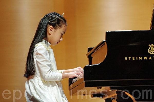 """""""新唐人亚太电视台儿少杯钢琴大赛""""北区初赛 B组(孙湘诒/大纪元)"""