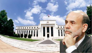 2013年,全球央行仍然维持宽松货币政策,基准利率都降到历史低位,推升股市飙涨。(GettyImages)
