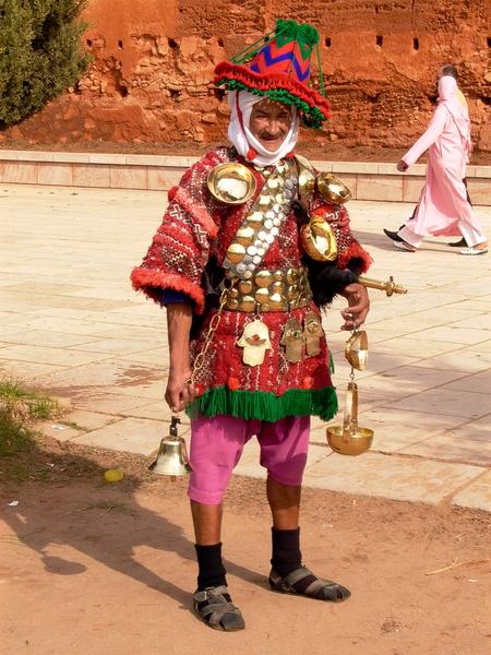 摩洛哥人(郭學智/大紀元)