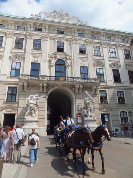奧地利維也納霍夫堡 (徐煥宗/大紀元)