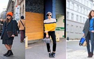 【時尚紐約】2013秋冬女鞋流行趨勢