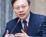 陆委会主委王郁琦5日表示,未来将禁止高阶公务员赴大陆进修,其余人员也要从严管制。(陈柏州 /大纪元)