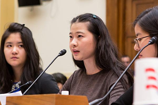 高智晟女兒美國會人權聽證發言稿(全文)