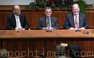 諾貝爾周開幕 專訪醫學獎得主