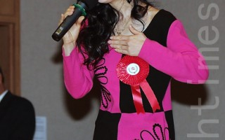 韓籍華人知名歌手Hera獲文學大獎
