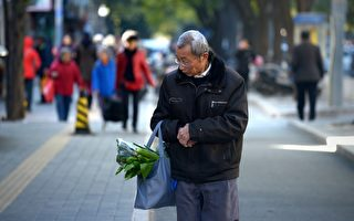 老龄化严重 大陆22省市养老金入不敷出