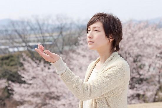 廣末涼子主演的《櫻花下的約定》劇照。(可樂電影提供)