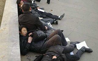 北京12人集體自殺全世界知道 當局恐仿傚