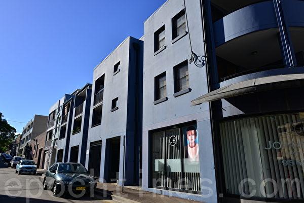 悉尼公寓排隊上市
