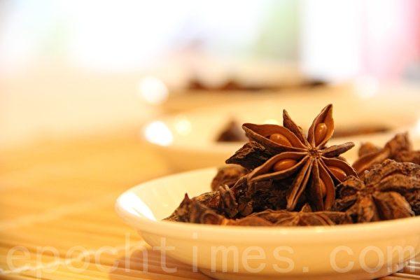 八角star anise(摄影:ALEX/大纪元)
