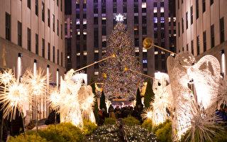 组图:世界各地喜迎圣诞节 欧美尊传统 亚洲喜热闹