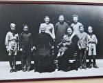 蒋介石教子 言传兼身教