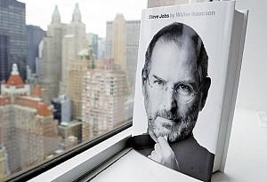 賈伯斯的蘋果產品人見人愛,他強調:「不要去欺騙別人,因為你能騙到的人,都是相信你的人。」體現他的道家底蘊。(AFP)