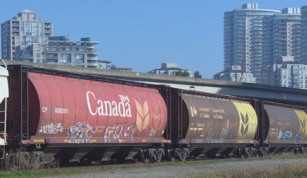 卑詩亞省研討鐵路運輸石油的可行性