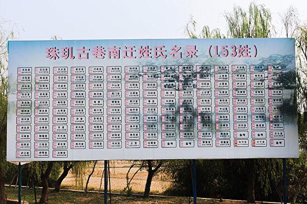 據眾多族譜和有關史料記載,千年來從珠璣古巷南遷的姓氏名錄達153個。(大紀元圖片庫)
