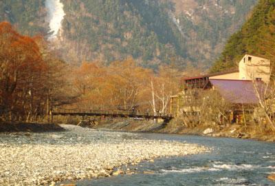 河童桥(摄影:张羽良/大纪元)