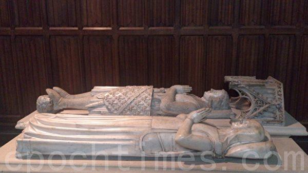石棺雕刻葬(杨浩/大纪元)