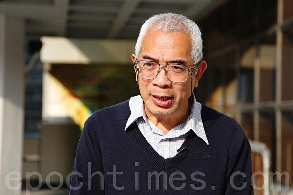 程翔:撐李慧玲、撐香港的新聞自由