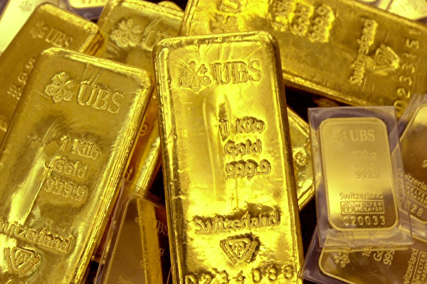 應對金融危機 中共央行秘密加緊儲備黃金