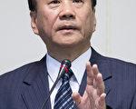经济部长张家祝。(陈柏州/大纪元)
