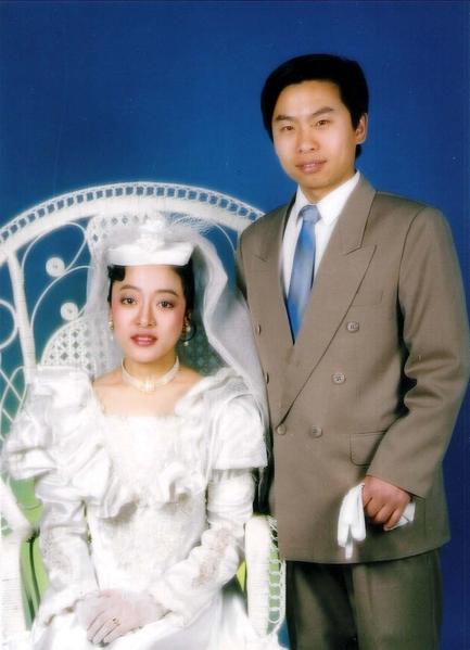 呂開利、孫燕夫婦 (圖片來源:明慧網)